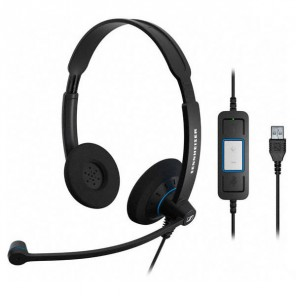 Sennheiser SC 60 USB CTRL PC Headset
