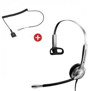 Sennheiser SH 330 IP + FREE CSTD 01 Bottom Cable