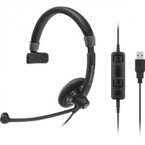 Sennheiser SC 45 USB MS Monaural Headset