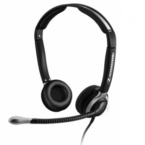 Sennheiser CC 540 Duo Corded Headset