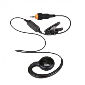 Motorola Short Cord Earpiece for CLP446 Radios