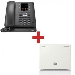 Gigaset Maxwell C + Gigaset N510 IP Pro