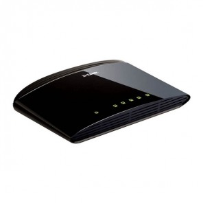 D-Link DES-1005D Unmanaged Ethernet Desktop Switch
