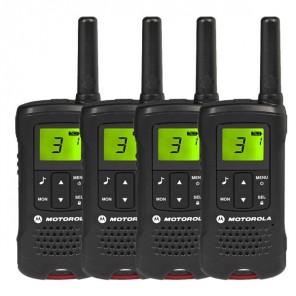 Motorola TLKR T60 Quad Pack