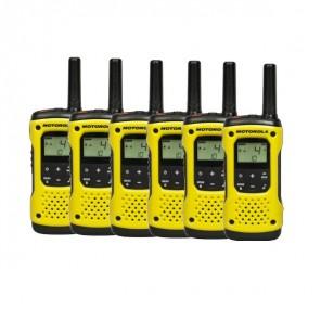 Motorola TLKR T92 H2O Six Pack