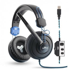 TnB ELYTE EAGLE USB headset