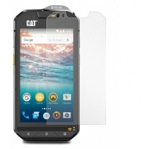 CAT S60 with tempered glass screen protector