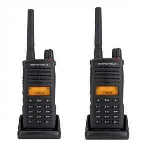 Motorola XT660D - Twin Pack Radios