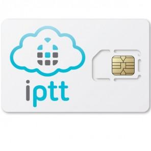 iPTT Annual UK Multi Network Roaming SIM