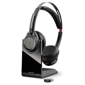 Plantronics Voyager Focus UC With Base
