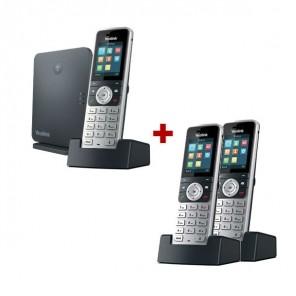 Yealink DECT W53P + 2 Yealink W53H handsets