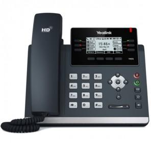 Yealink SIP-T42S VoIP Desktop Phone