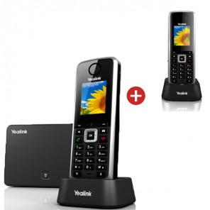 Yealink W52P IP DECT Phone Duo Pack