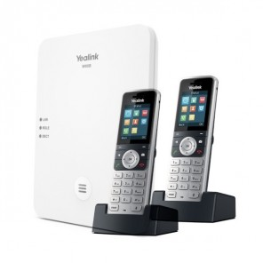 Yealink W53H pack with DECT Base W80B