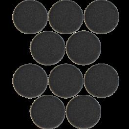 Ear Cushion for Jabra Evolve 20, 30, 40, 65 (Pack of 10)
