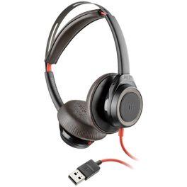 Poly Blackwire 7225 USB-A - Black