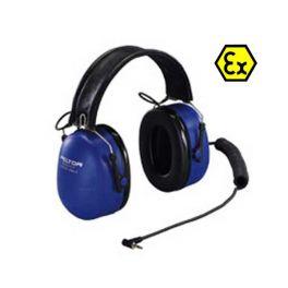 3M Peltor ATEX Listen Only Mono 3.5mm - Headband
