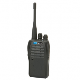 Mitex PMR446 Two-Way Radio - Single Pack