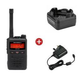 Motorola EVX-S24 CD-65 Standard Charging Cradle & Power Supply