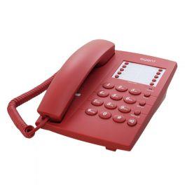 Agent 1000 Basic Telephone Red