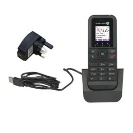Alcatel 8232S Dect + Charger pack with power supply