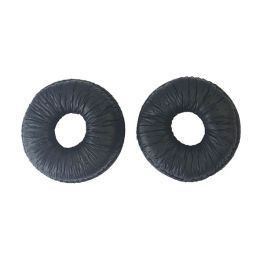 Leatherette Ear Cushions for SupraPlus, CS510/520 (2 Pack)