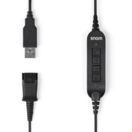 Snom USB adaptor for A100M and A100D Headsets