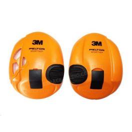 3M helmet Peltor SportTac replacement shells - Orange
