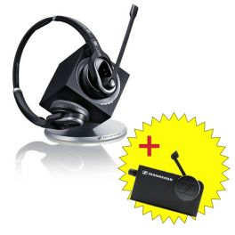 Sennheiser DW Pro 2 ML + Handset Lifter