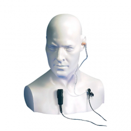 Entel In-Ear Earpiece with Mic for HT Series