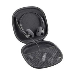 Hard Carry Case for Plantronics Blackwire Headsets