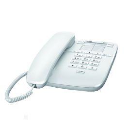 Gigaset DA310 Analogue Desktop Phone - White