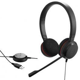 Jabra Evolve 20 UC Stereo Corded PC Headset