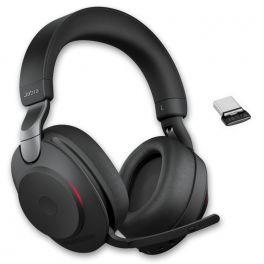 Jabra Evolve2 85 UC USB-C Duo - Black