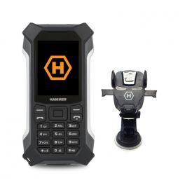 Hammer Patriot Plus + Car holder