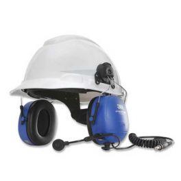 3M Peltor Atex Twin Cup Helmet Headset