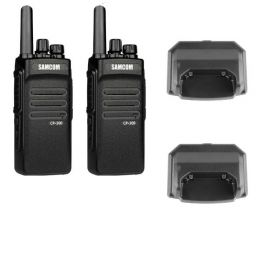 iPTT CP300 Twin Pack with Chargers