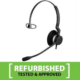 Jabra BIZ 2300 Mono QD Corded Headset Refurb