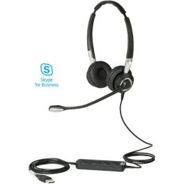 Jabra BIZ 2400 II USB Duo CC MS PC Headset