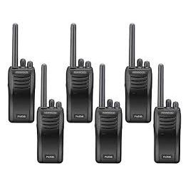 Kenwood TK-3501 Analogue ProTalk 446 - Six Pack