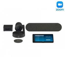 Logitech Medium Room Solutions for Zoom Rooms