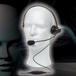 Mitex Boom Headset with PTT