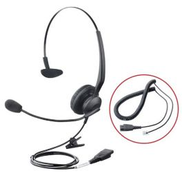 Orchid HS103 Monaural Headset with RJ Connection