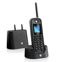 Motorola O201 Cordless DECT Telephone (Black)