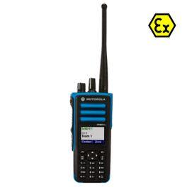 Motorola DP4801 ATEX - VHF