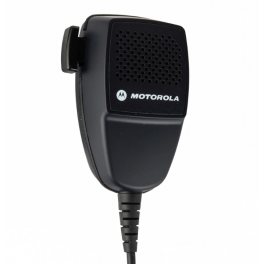 Motorola Compact Mic with Clip