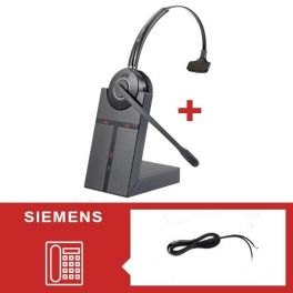 Cleyver HW20 Headset Pack for Siemens