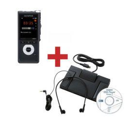Olympus DS2600 + Transcription kit AS2400
