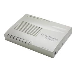 Orchid Telecom PBX 308+ 3-Line Telephone System top