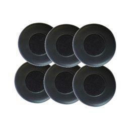 Jabra GN - Pack de 6 Coussinets simili-cuir pour Evolve 75